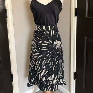 The Limited silk skirt size 12